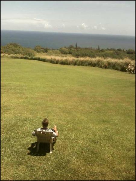 My Davie Looks Over the Ocean